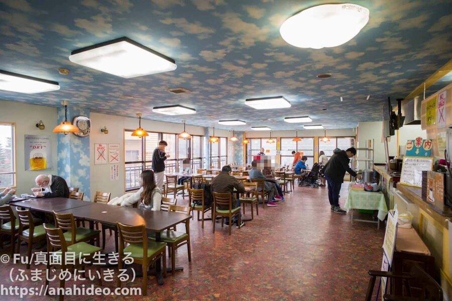 トラベックスツアーズ バス旅行 富士山の食堂