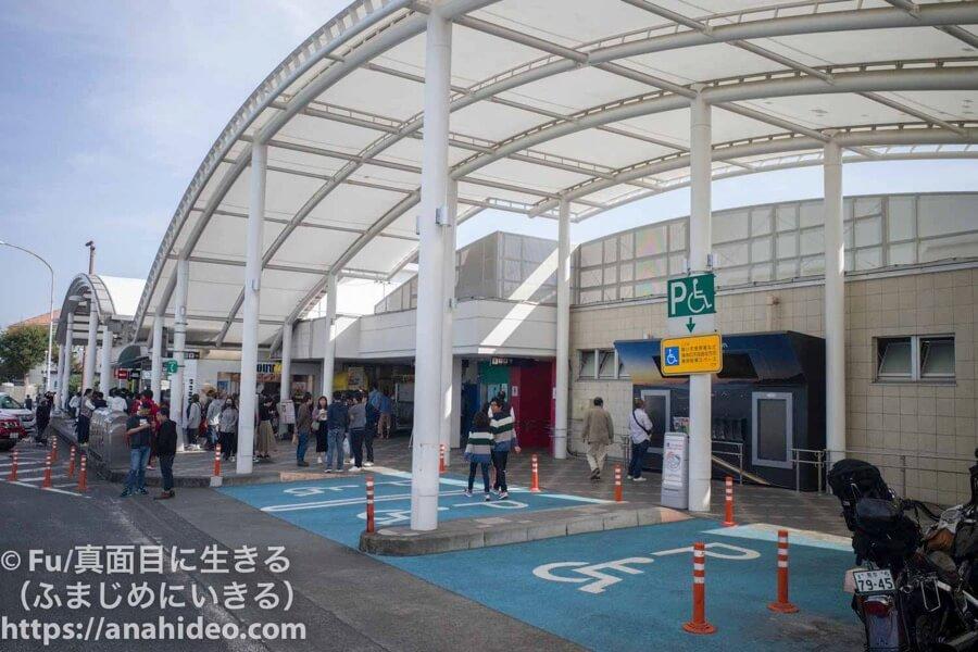 トラベックスツアーズ バス旅行石川パーキング