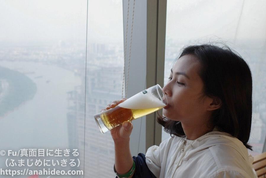 飲茶を食べまくったり、ハイネケンを飲みまくった1日【Fu/真面目な日常】