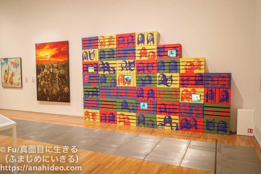ナショナルギャラリーシンガポール 現代アート