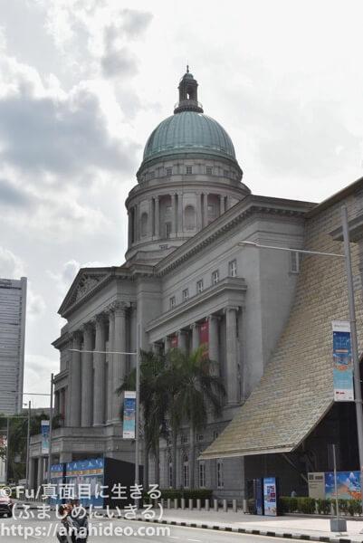 ナショナルギャラリーシンガポールの旧最高裁判所