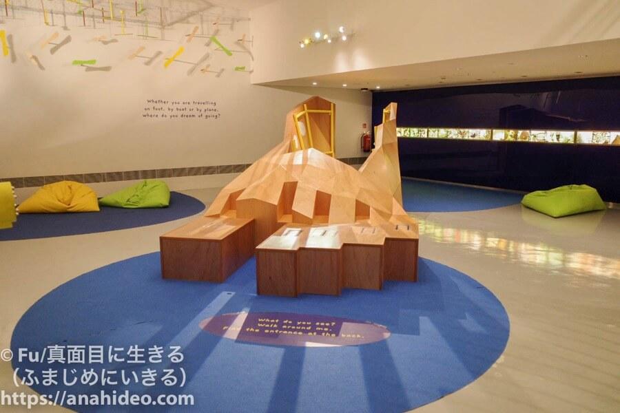 ケッペル・センターの遊具