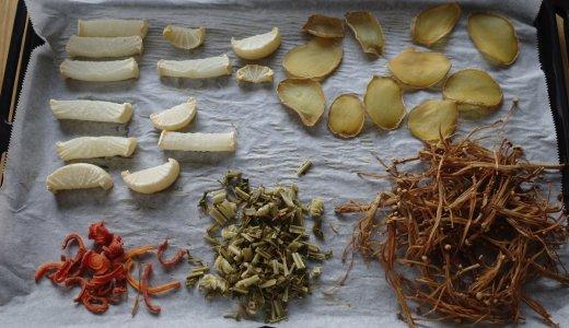 久しぶりに干し野菜を作ることにしたり、オーブンでも干し野菜な1日【Fu/真面目な日常】