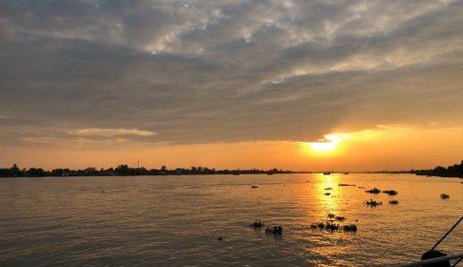 YouTube動画 第8弾 『ベトナム フェリーに乗ってハウ川をわたります』を投稿しました【YouTube】