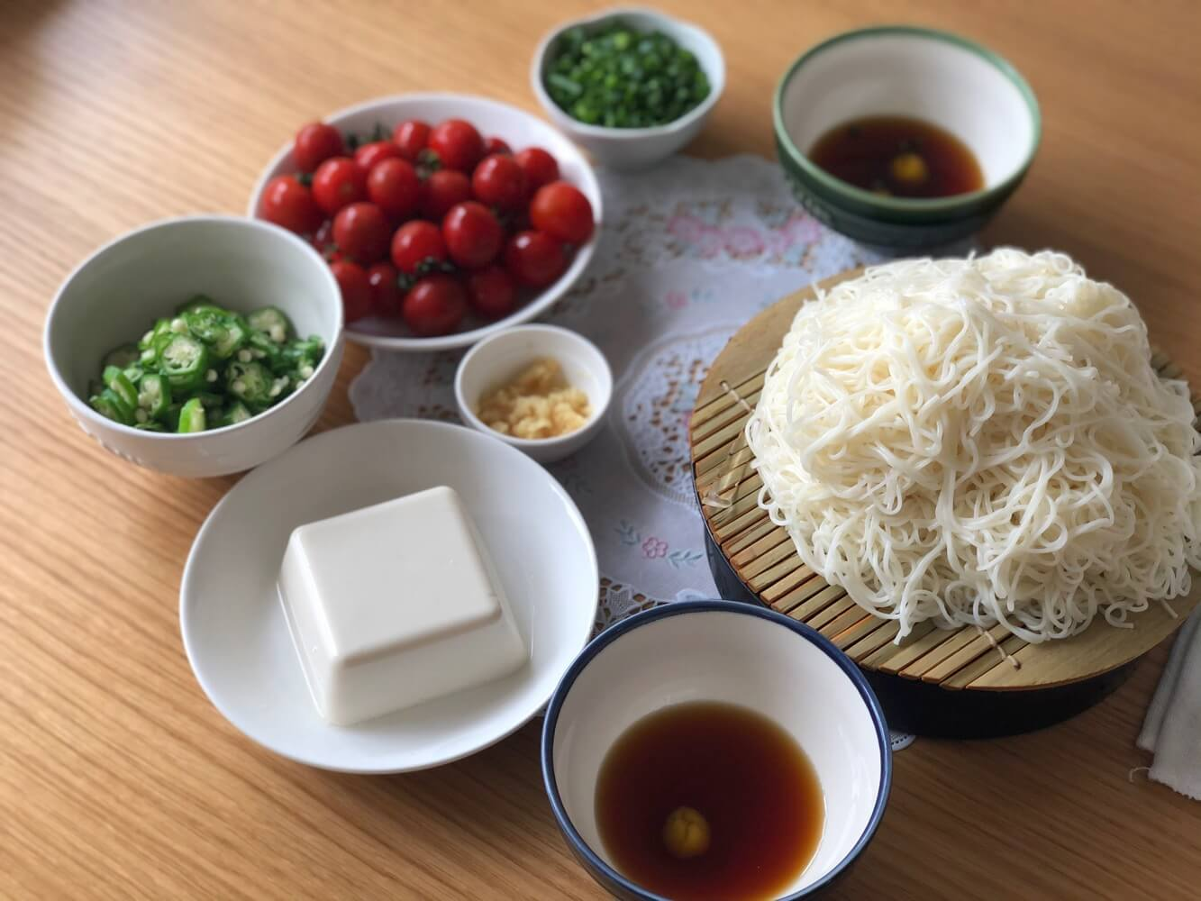 激辛料理で梅雨を吹き飛ばしたり、梅のめんつゆ漬けで素麺を食べた1日【Fu/真面目な日常】