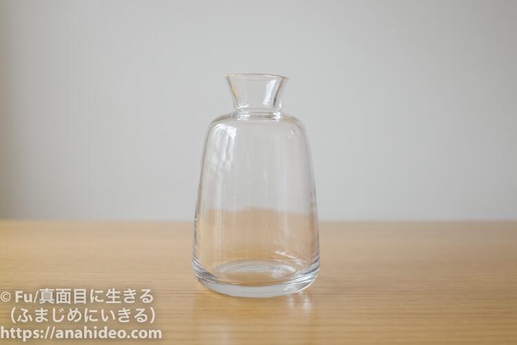 公式サイトで購入した花瓶